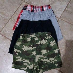 Baby boy size 18M shorts